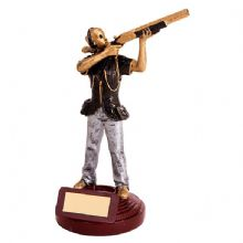 Motion Extreme Female Clay Pigeon Trophy